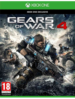 Gears of War 4 [RU] (Xbox One)