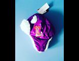 Теплая зимняя шапка-ушанка Reike цвет Purple Puppy