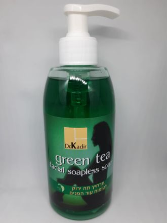 dr cadir Green tea Soap 330 ml  мыло с экстрактом зеленого чая