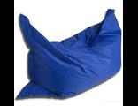 Кресло-подушка, 180*140 см, жаккард однотонный/велюр
