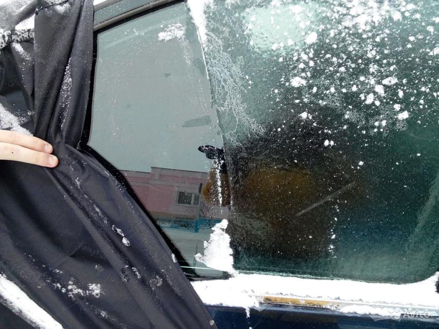 Накидка на стекло авто своими руками 30