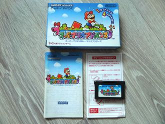 Super Mario Advance для Game Boy Advance