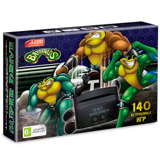 Sega Super Drive Battle Toads (140-in-1)