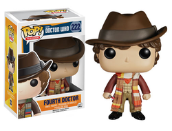 Funko Pop! Doctor Who: Fourth Doctor