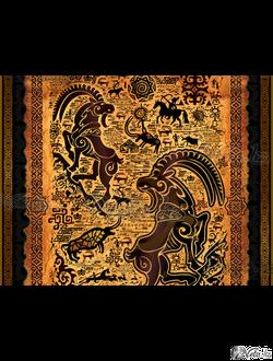 art-композиция «Архар».