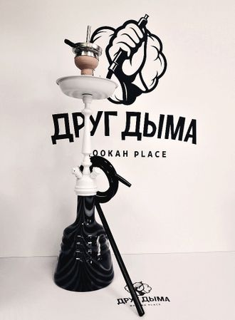 Кальян Amy Deluxe Princesa 021 Black