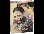 Дизайнерские, игральные карты, для покера, BICYCLE FAVOLE, Байсикл Фаволе, покер, карточки, красивые