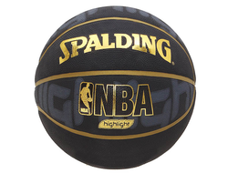 "Мяч баск. ""SPALDING NBA Highlight Black"" р.7"