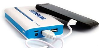 Портативный Power bank Samsung 20000 mAh