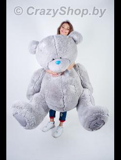 Плюшевый мишка Teddy с лентой 160 см.