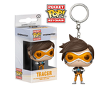 Брелок Funko Pocket POP! Keychain: Overwatch: Tracer