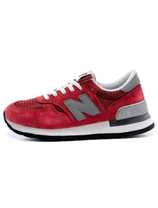 NEW BALANCE 990 MEN BURGUNDY/GREY