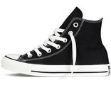 Кеды CONVERSE ALL STAR HI Black (36-44) арт-008
