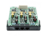 KX-NS5180X Плата на 6 портов аналоговых внешних линий ip атс KX-NS500UC Panasonic цена купить Киев