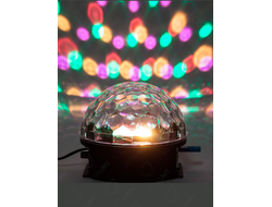 Диско-шар Led Crystal Magic Ball Light
