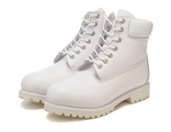 Ботинки Timberland PREMIUM белого цвета