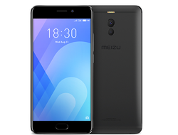 Смартфон Meizu m6 note 32gb Black EU