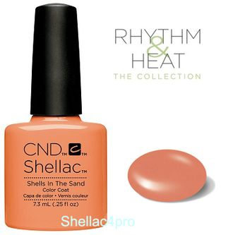 CND Shells In The Sand - Rhythm & Heat Collection 2017