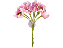 Prima Marketing Flower Bundles pink