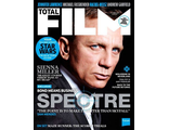 TOTAL FILM Magazine October 2015 Spectre, Daniel Craig Cover ИНОСТРАННЫЕ ЖУРНАЛЫ О КИНО