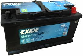 Exide Start Stop EK950 AGM 95 (100) AH