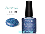 CND Shellac Starry Sapphire - Starstruck Collection 2016
