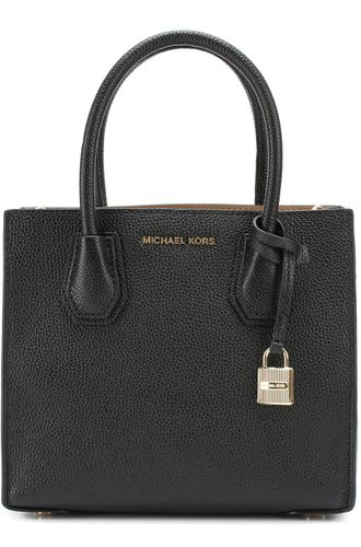 Сумка Michael Kors Mercer Medium Black / Чёрная
