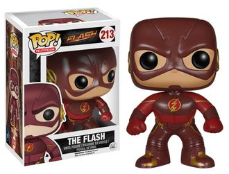 Funko Pop! Television: Flash - The Flash | Фанко Поп! Сериал: Флэш - Флэш
