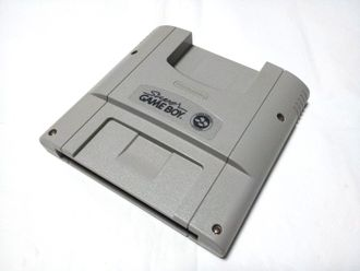 Super Game Boy Adapter для Super Nintendo и SFC