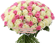 Розовый Презент из роз