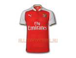 Арсенал домашняя футболка 2015-2016 Arsenal FC Home Kit 2015-2016