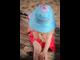 Двухсторонняя детская панама FlapJacks Дельфин Фламинго