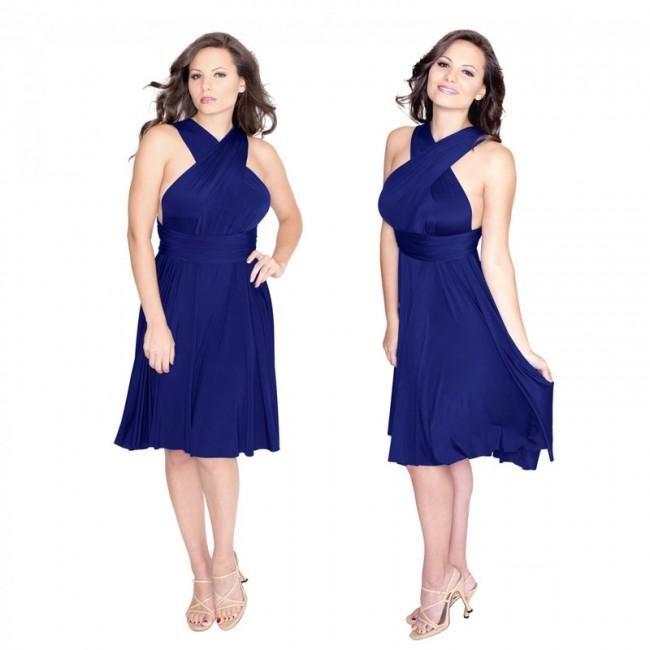Платье Трансформер Купить Недорого
