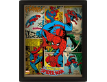 3D Постер Marvel Retro: Spider-Man