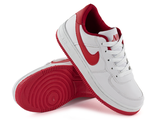 Кроссовки Nike Air Force 1 Low White Red