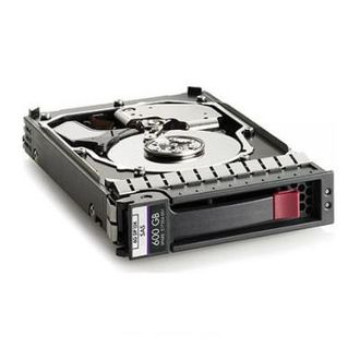 Жесткий диск Hewlett-Packard 2.5  600Gb SAS 10k 6G SFF Hot Plug HDD (581286-B21) 581311-001