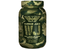 Muscle Army Warrior Juice 900 г. (ywq)
