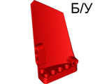 ! Б/У - Technic, Panel Fairing #17 Large Smooth, Side A, Red (64392 / 4540799) - Б/У