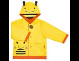 Детский плащ дождевик Пчела Skip Hop Zoo Raincoat Bee