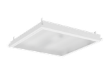 "Светодиодный светильник ""ВАРТОН"" тип кромки Clip-In (GemaGrid) IP40 600*600*62мм 36 ВТ 6500К IP40"