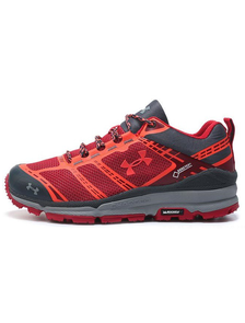 Under Armour Verge Low GORE-TEX Red