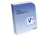 Microsoft Visio Standart 2010 32-bit / x64 Russian DVD (D86-04153)