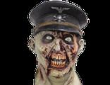 маска, страшная маска, фриц, немец, ужасная, немец, латекс, латексная, резиновая, ghoulish productio