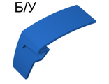 ! Б/У - Technic, Panel Car Mudguard Left, Blue (61071 / 4518405) - Б/У