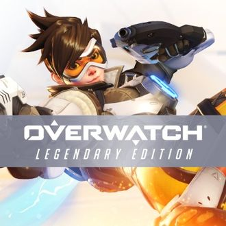 Overwatch Legendary Edition (цифр версия PS4) RUS