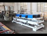 Экструзионная линия для производства пластиковых труб из ПНД, ПВД, ПВХ