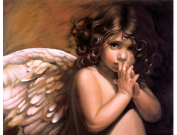 Ангелок, худ. Нэнси Ноэль