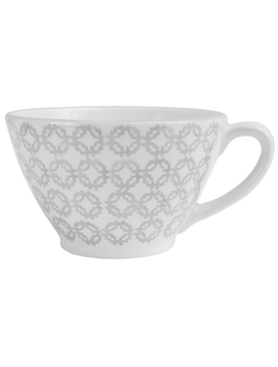 Чашка для завтрака JUMBO CUP QUATTRO  CAMPA GREY 50CL EARTHENWARE 30318