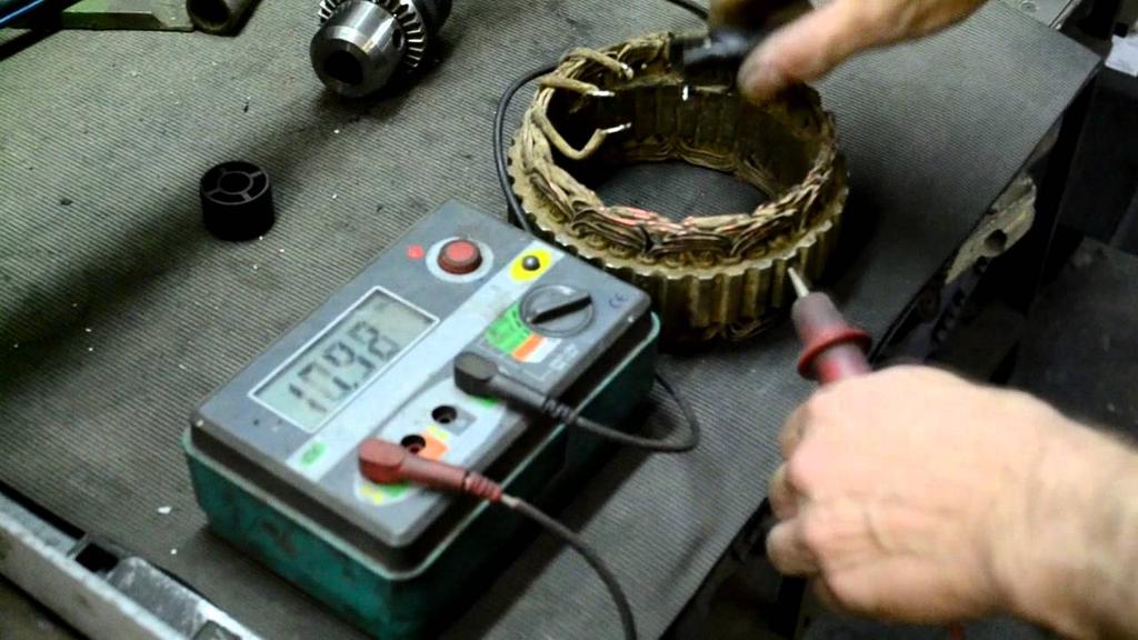 Ремонт стартера и генератора своими руками