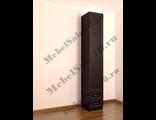 Шкаф бельевой с дверью ШКР(I)№6
